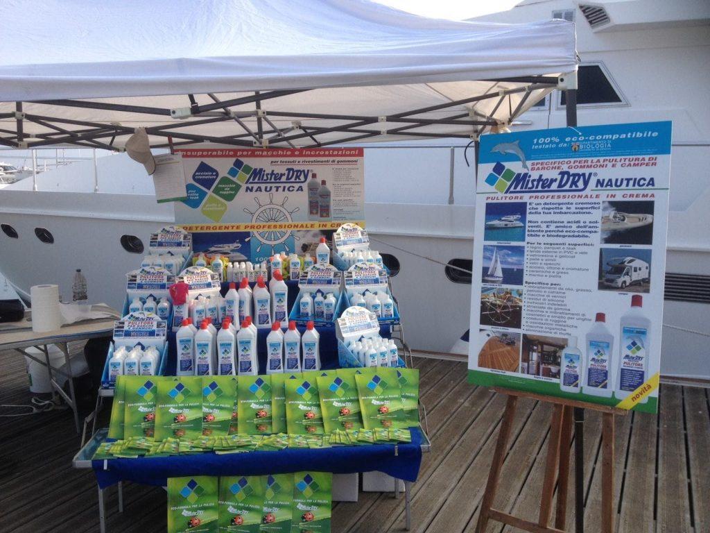 detergenti per la nautica